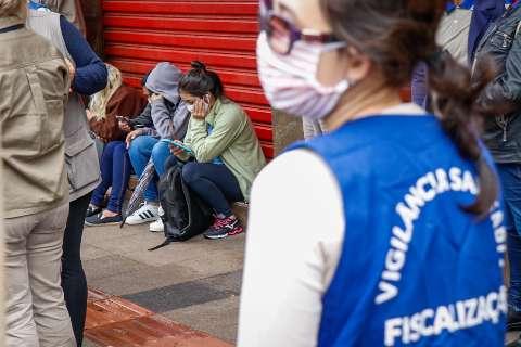 Com 1997 infectados e 1.378 testes ainda sem resultados, SES pede força-tarefa