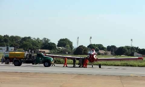 Estado vai comprar aeronave especial que ajuda no combate aos incêndios