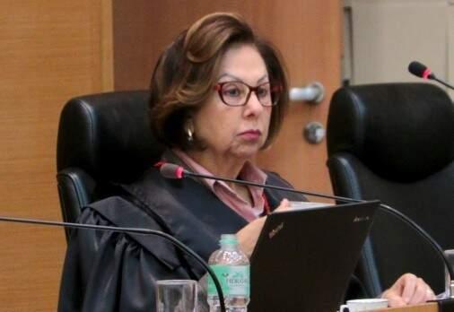 Desembargadora Dileta Terezinha Souza Thomaz disse que prisão é justificada pela gravidade dos crimes (Foto: Divulgação)
