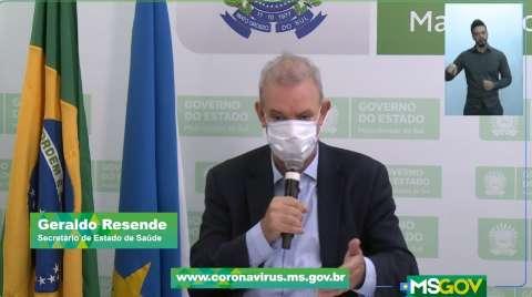 Geraldo critica secretário que defende auditoria nas mortes por coronavírus