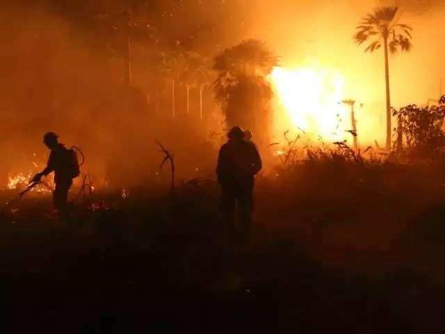 Governo prepara medidas preventivas para combate a incêndios florestais