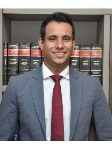Dr Paulo Robson Damasceno - Advogado (Foto: Divulgação)