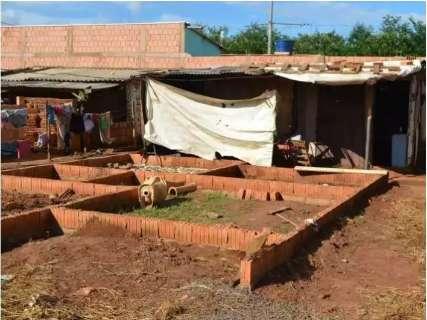 Governo publica convênio para concluir moradias de 150 famílias