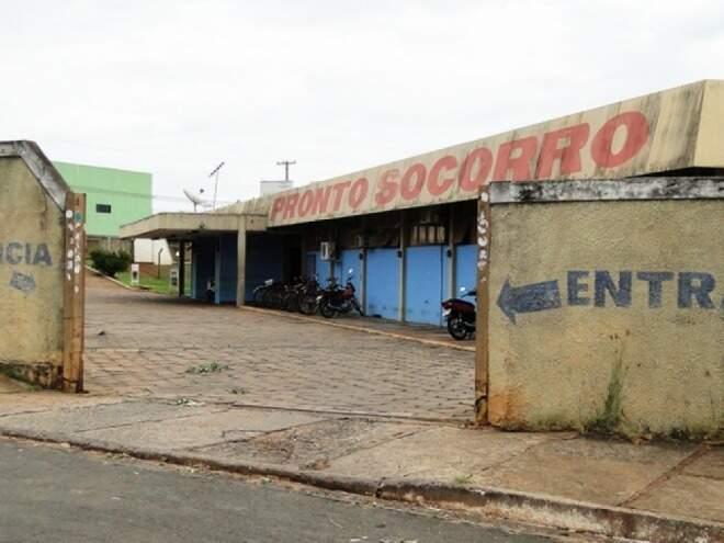 Idosa estava internada na Santa Casa de Paranaíba e recebeu diagnóstico ontem. (Foto: Reprodução Prefeitura de Paranaíba)