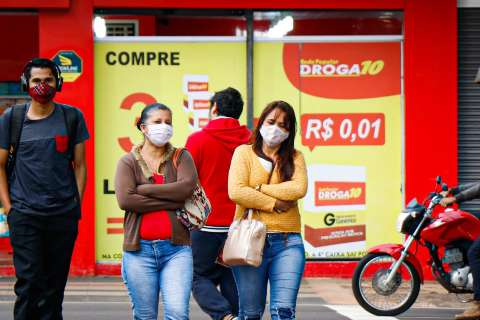 Marquinhos anuncia uso de máscara obrigatório a partir de sexta-feira