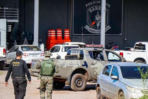 Omertá descobriu ao menos 19 que trocaram forças de segurança pelo crime