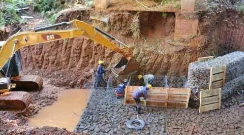 Obras do Parque das Nações Indígenas têm previsão de término em três meses