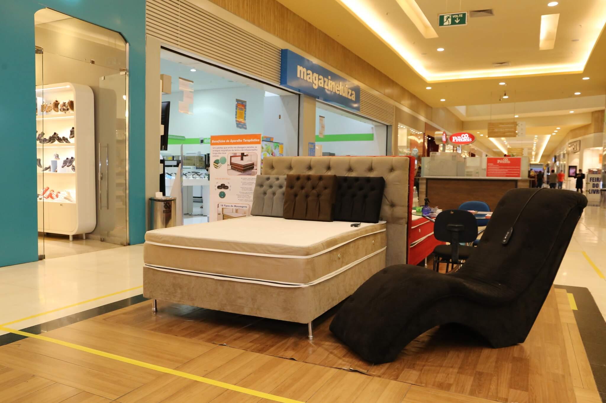 Aproveite nosso plantão de vendas também no Shopping Norte e Sul Plaza. (Foto: Kisie Ainoã)