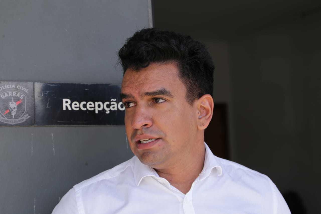 Rodrigo Corrêa do Couto atua na defesa de dois presos e vai pedir liberdade nesta segunda-feira. (Foto: Kisie Ainoã)