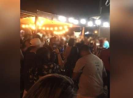 """Dono de bar inaugurado na pandemia """"pede desculpas"""" à população"""