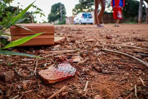 Traficante morre em confronto e 28 tabletes de cocaína são apreendidos