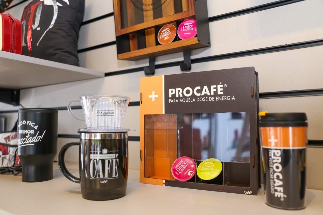 Já pensou em arrasar naquele cantinho do café? (Foto: Paulo Francis)