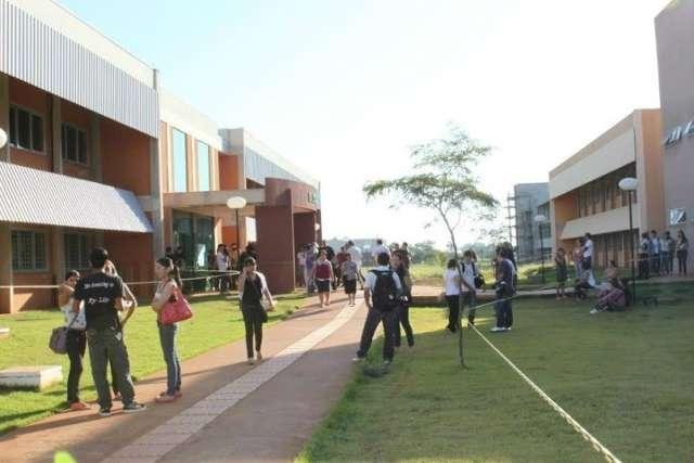 Estudantes têm até sexta-feira para concorrer às bolsas da UFGD