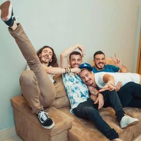 Viagem que uniu pandeiro e sanfona vira clipe novo do Top Samba