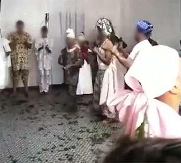 Festa religiosa na pandemia revolta membros de terreiros