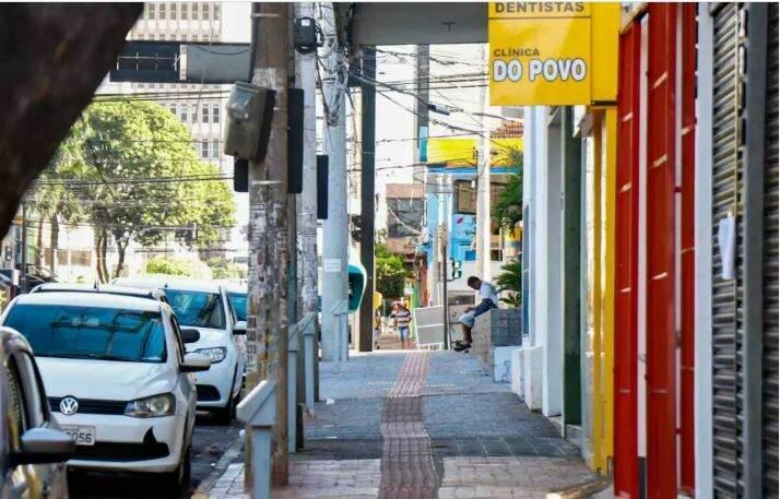 Com a crise causada pelo corona, o setor do comércio fechou 615 postos de trabalho (Foto: Arquivo/Campo Grande News)