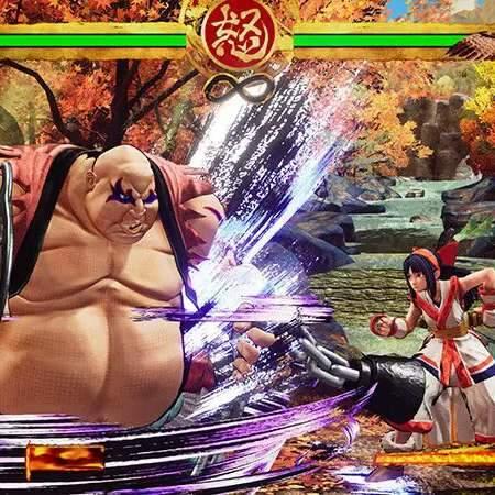 Samurai Shodown mostra todos os seus ataques na Epic Store