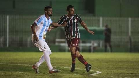 Fluminense fica no empate sem gols com Macaé pela Taça Rio