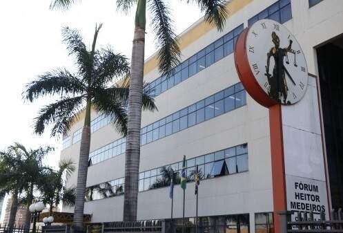 Decisão é da 1ª Vara Cível, do Forum de Campo Grande (Foto/Divulgação)