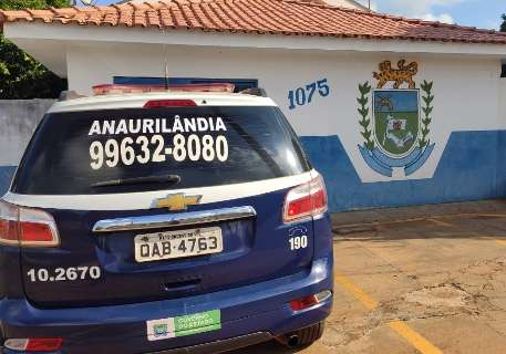 Oficial da PM preso em festa perde o cargo de comandante em Anaurilândia
