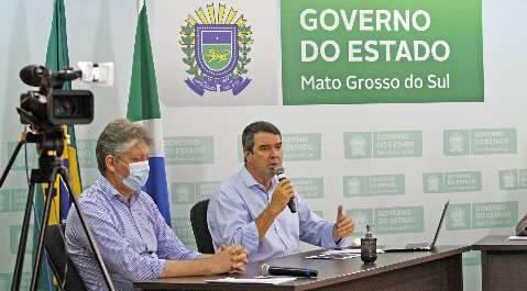 Governo mudará bandeira de cidade antes do prazo caso situação agrave