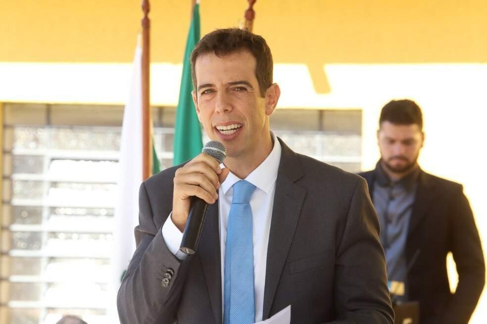Renato Feder, cotado para assumir o MEC (Foto: Divulgação/Secretaria da Educação e do Esporte do Paraná)