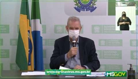 Estado não fará protocolo para uso de remédios contra covid-19