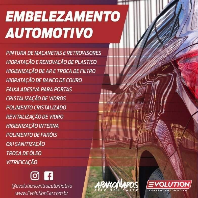Checklist de serviços em promoção (Foto: Divulgação)