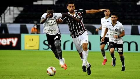 Fluminense empata sem gols com Botafogo e avança para decisão do 2º turno