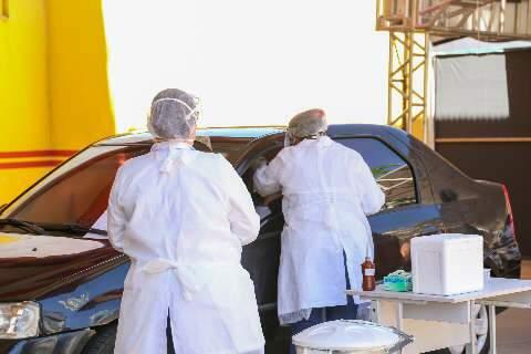 Sem agenda, governo prepara outro local para testes rápidos de coronavírus