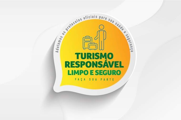 O selo do Ministério do Turismo pretende ser referência para escolha da viagem e tem que ser exposto em lugar visível (Foto: Reprodução)