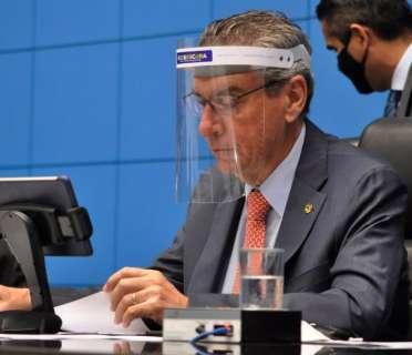 Com sintomas, Paulo Corrêa cancela agenda e faz teste para detectar covid