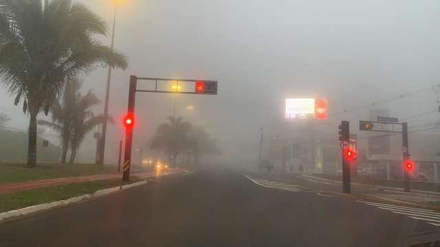Névoa fecha aeroporto de Campo Grande para pousos e decolagens