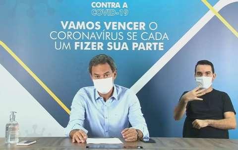 """""""São 12 dias para salvar vidas inteiras"""", diz prefeito sobre toque de recolher"""