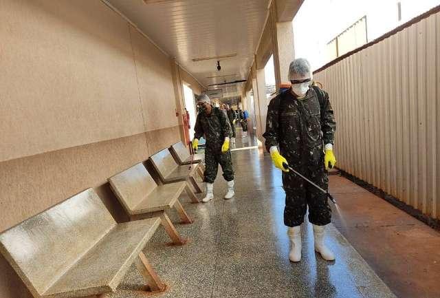 Mulher de 68 anos morre no HU, 38ª vítima do coronavírus em Dourados