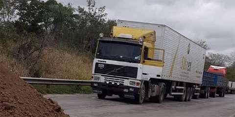 Protesto por saúde fecha fronteira entre MS e Bolívia para transporte de cargas
