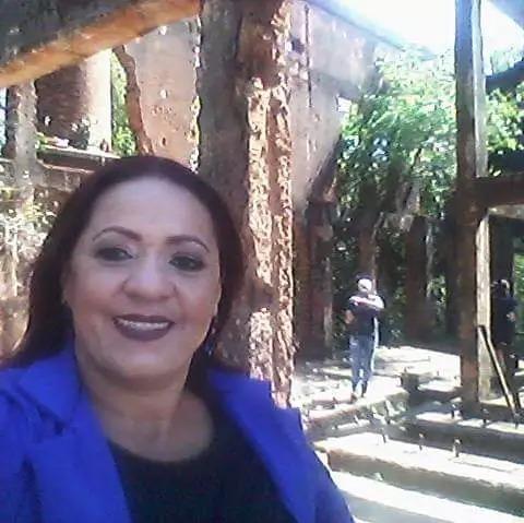 Malory Melo faleceu aos 54 anos, vítima de covid-19 em Dourados (Foto: Facebook/Reprodução)