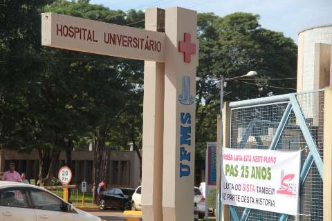 Covid-19 faz hospital abrir licitação para instalar sistema e sair do improviso