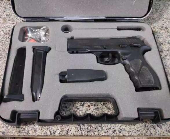 Na corrida armamentista de MS, campeã de vendas é pistola de R$ 4 mil