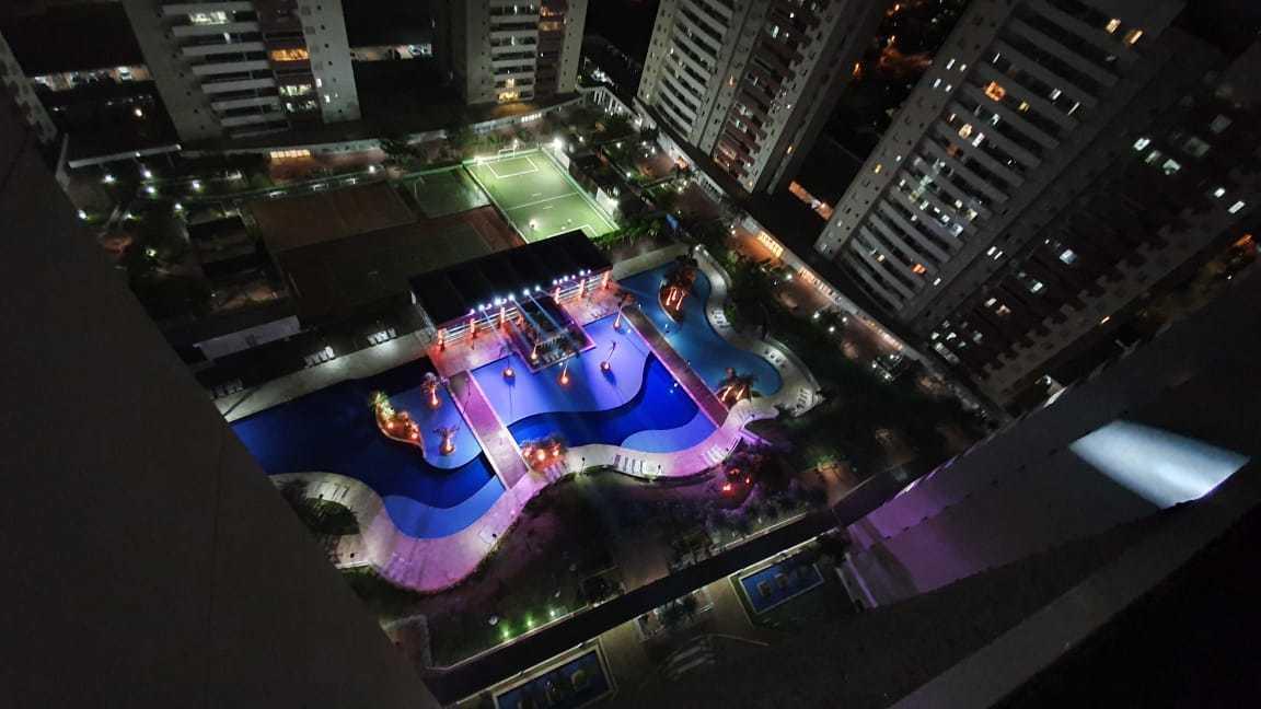 O Vitalitá Condominium Club visto de cima. (Foto: Divulgação/Vitalitá Condominium Club)