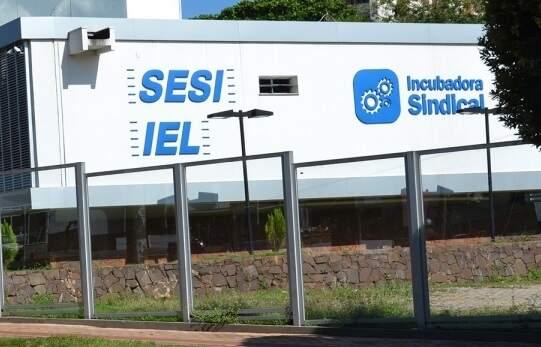 Instituto é localizado na avenida Afonso Pena, em Campo Grande. (Foto: Reprodução)