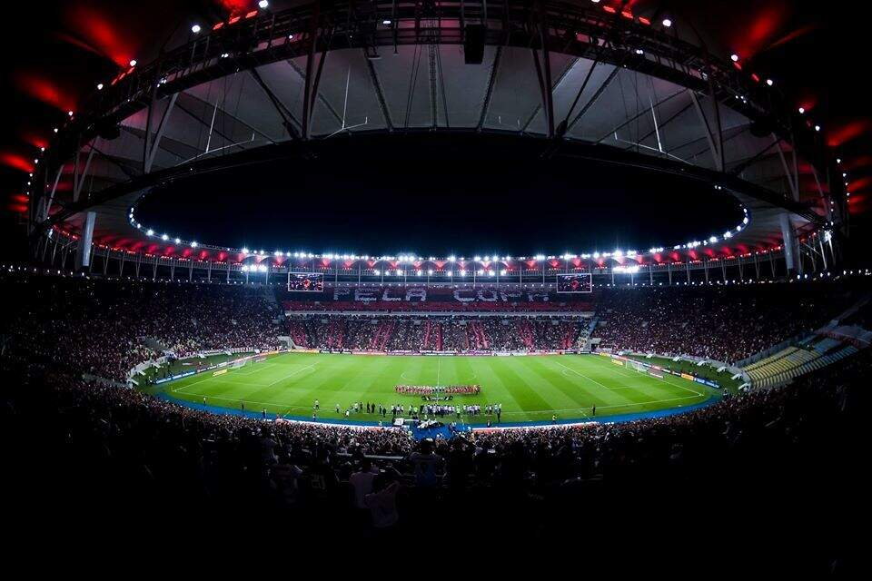 Estádio onde ocorreram disputas da Copa Sul America. (Conmembol)