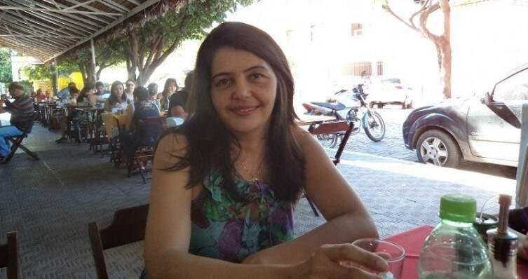 Liane Aparecida de Arruda pode ter sido vítima de latrocínio. (Foto: Diário Corumbaense)