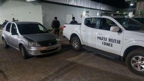Mulher é presa com veículo furtado em SP na Gunter Hans