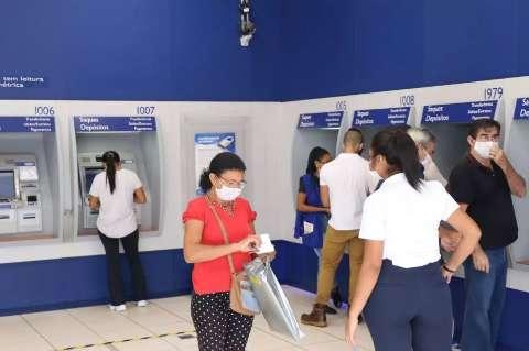 Caixa libera nova parcela do auxílio emergencial nesta segunda-feira