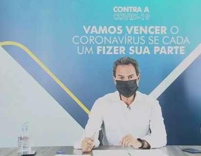 Após fim de semana agitado, Marquinhos diz que decide até quarta sobre lockdown