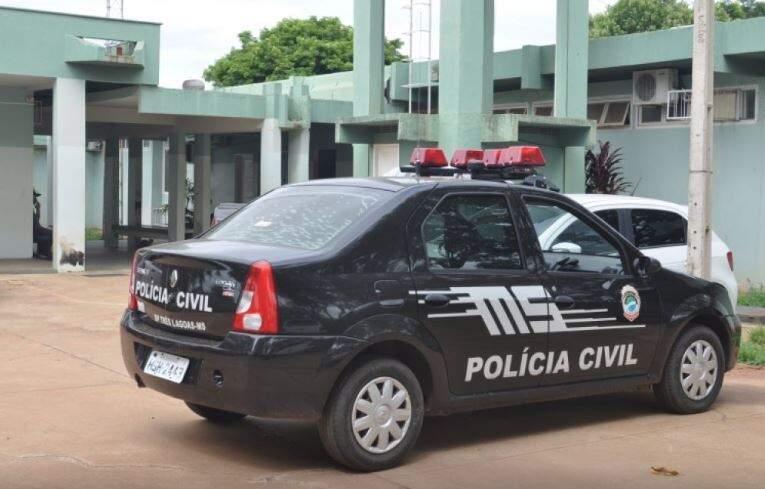 Delegacia de Polícia de Três Lagoas (Foto: Albecyr Pedro/Hoje Mais)