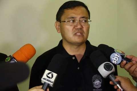 Justiça nega pela 2ª vez liberdade a delegado preso na terceira fase da Omertà