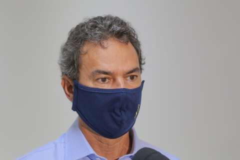 """""""Nossa gestão não é movida por pressão"""", diz Marquinhos sobre comércio"""