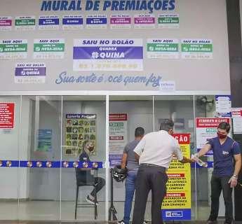 Lotéricas e bancos só podem abrir para pagar auxílio emergencial